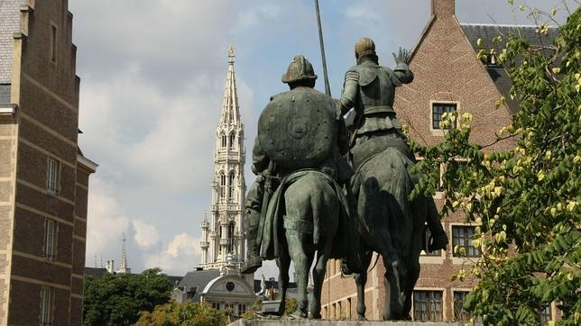 Plazas de España_Bruselas
