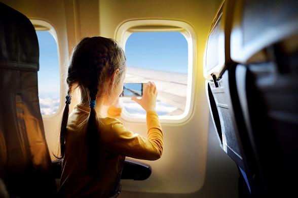 Espacio para las piernas en los asientos de las aerolíneas