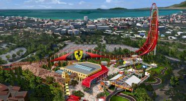 Ferrari Land ya es una realidad