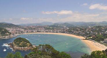 La mejor playa de Europa está en San Sebastián