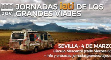 El 4 de marzo tiene lugar en Sevilla el evento viajero del año