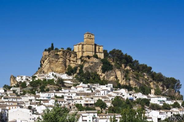 Castillo-de-Montefrío