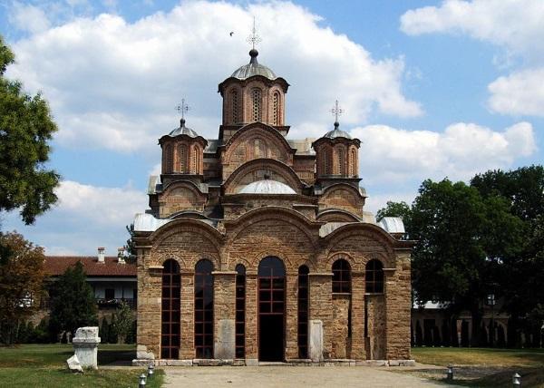 Gračanica-monasterio-kosovo
