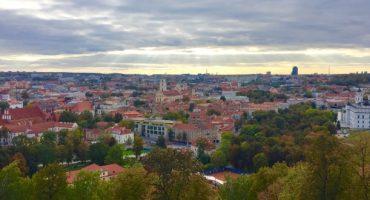 6 tesoros de Vilna, la capital de Lituania