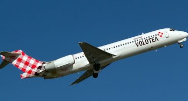 Reserva HOY un vuelo con Volotea desde 5 euros por trayecto