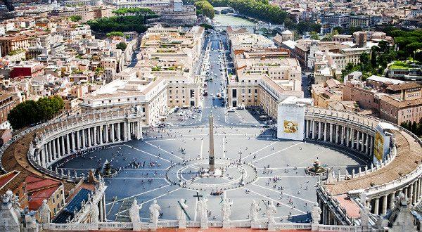 Vistas del Vaticano