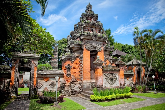 Denpasar-Museo de Bali