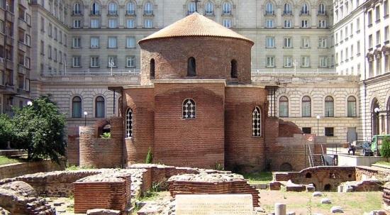 Iglesia-rotonda-SanJorge-Sofia-Bulgaria