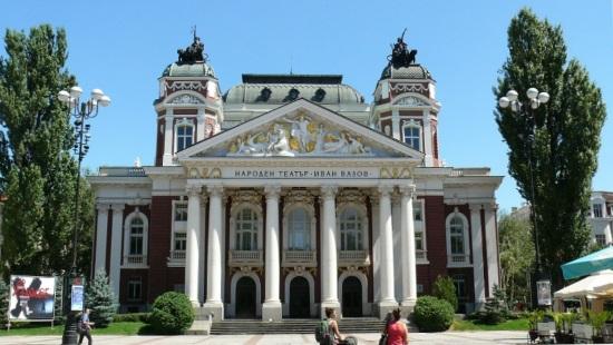 Teatro-Nacional-Ivan-Vazov-Sofia-Bulgaria
