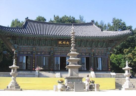 Templo_Bongeun_Seul