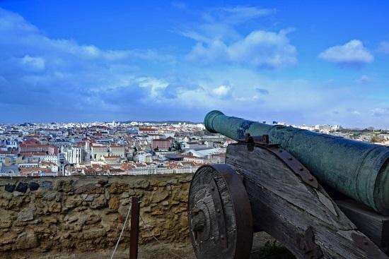 Castillo-San-Jorge-cañón
