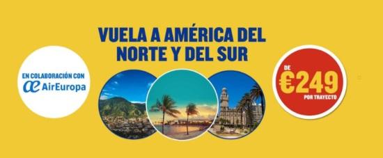 Ryanair-AirEuropa-América-oferta