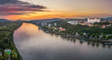 6 paradas a lo largo del río Danubio