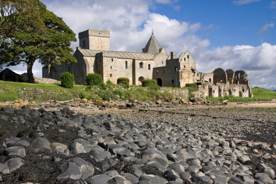 Inchcolm Abbey