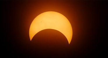 ¿Dónde ver el eclipse de hoy?