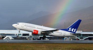 SAS conectará Canarias con Dinamarca