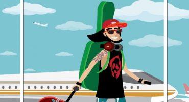 ¿Cómo viajar en avión con instrumentos musicales?