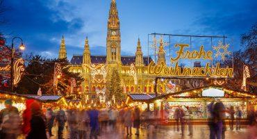 Top 10: Mercados de Navidad de Europa