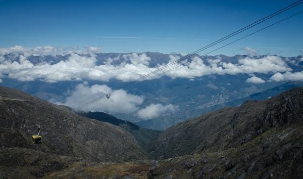 Mukumbari-Merida-Venezuela