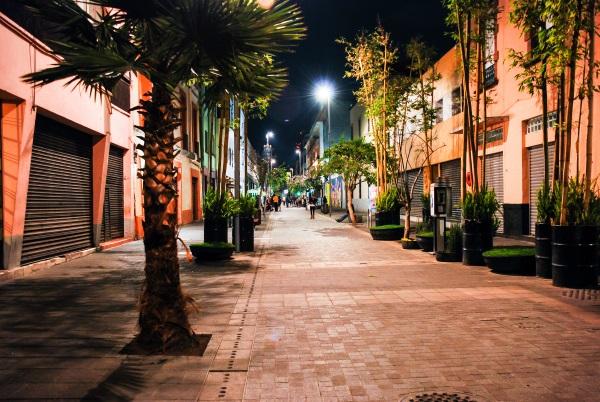 Ciudad-Mexico-noche