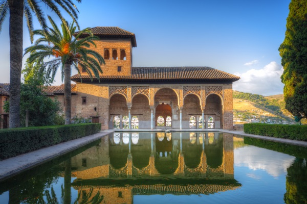 Granada-alhambra-generalife