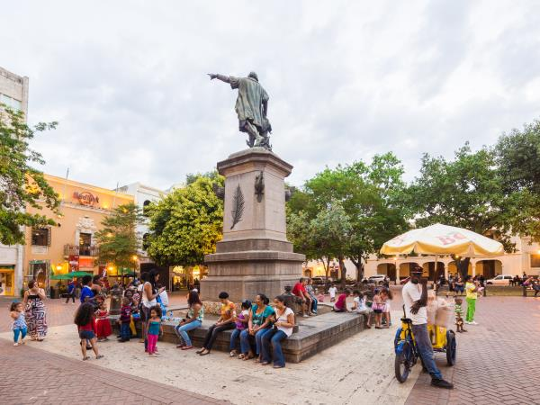 estatua-colon-santo-domingo-republica-dominicana