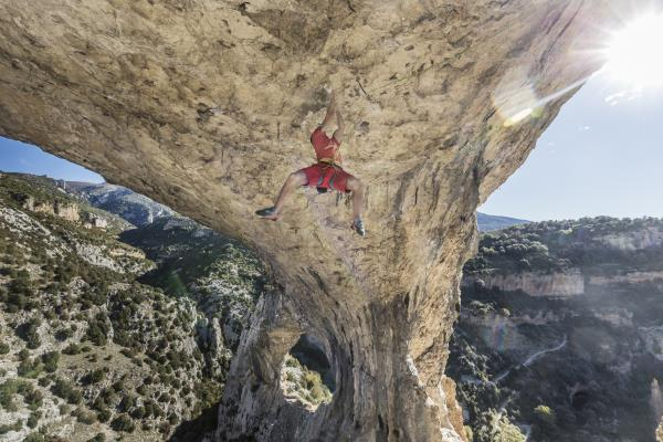 Roca-escalada-Rodellar-Huesca-Aragón