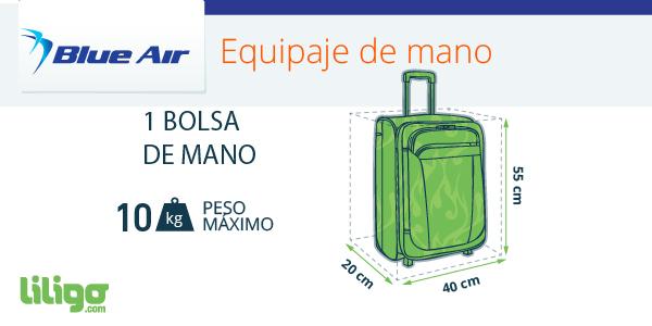 fea8edd72 Si tu equipaje no cumple con estas medidas, tendrás que abonar un extra de  65 € por bulto, pasajero y trayecto. Por lo que es mejor asegurarse de que  tu ...