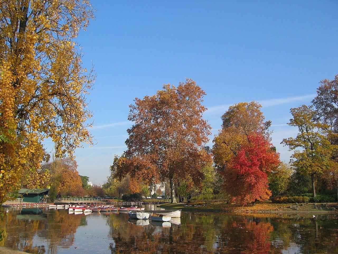 Bois de Vicennes, en París