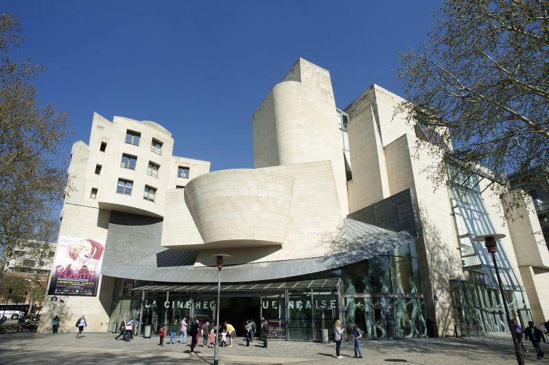 La Cinemateca francesa