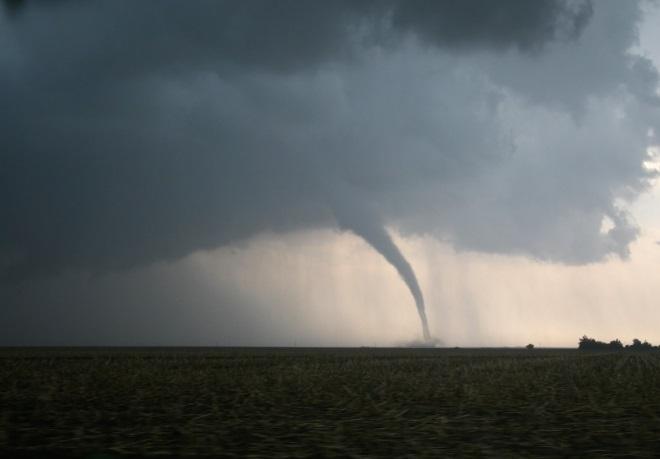 Tornados en Arkansas