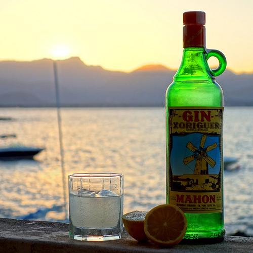 Gin Xoriguer, ginebra típica de Menorca