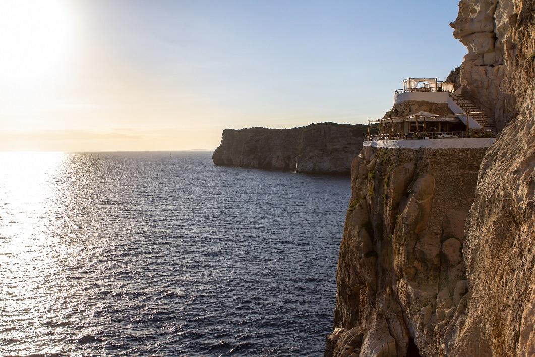 La Cueva d'en Xoroi, en Menorca