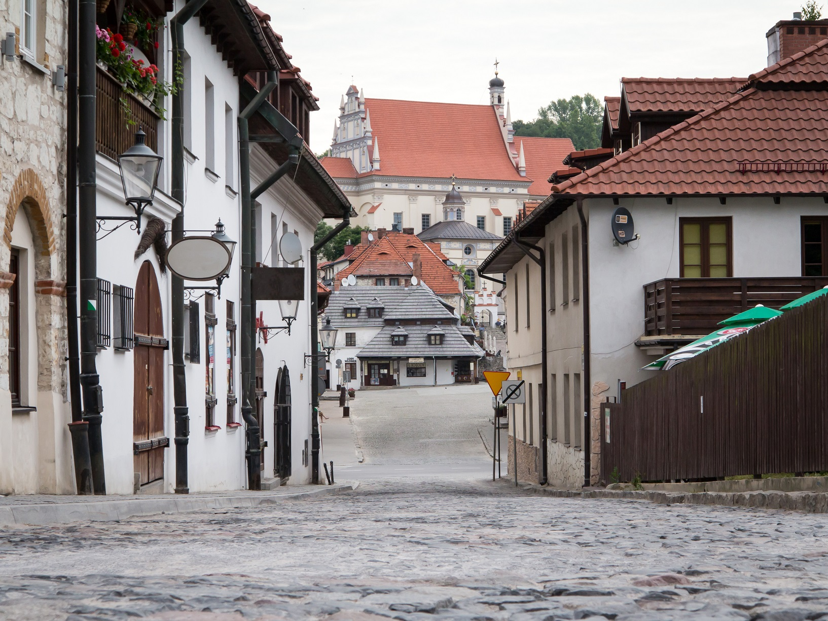 Kazimierz Dolny, en Polonia
