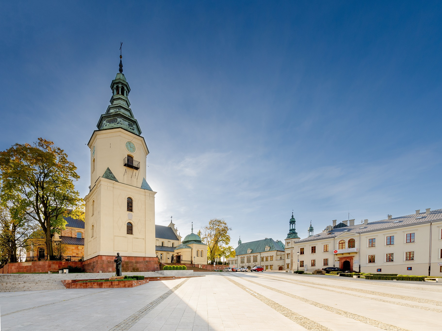 Kielce, en Polonia
