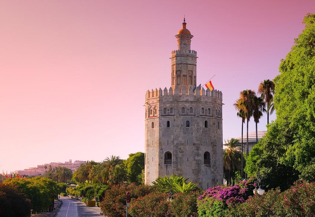 Torre del Oro de Sevilla