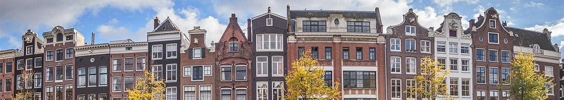 Erasmus en Ámsterdam