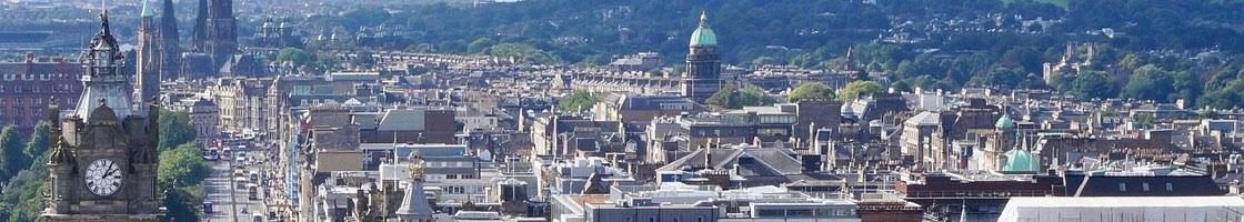 Erasmus en Edimburgo