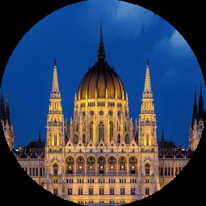 Erasmus en Hungria
