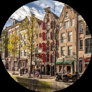 Erasmus en Holanda