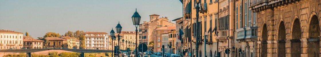 Erasmus en Pisa