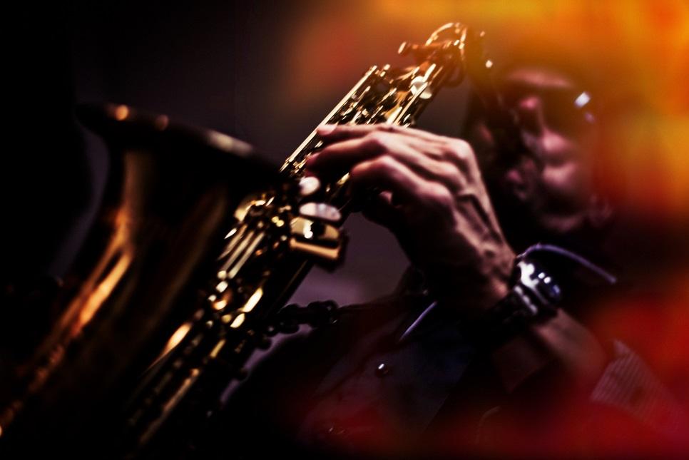 Concierto de jazz en Nueva York