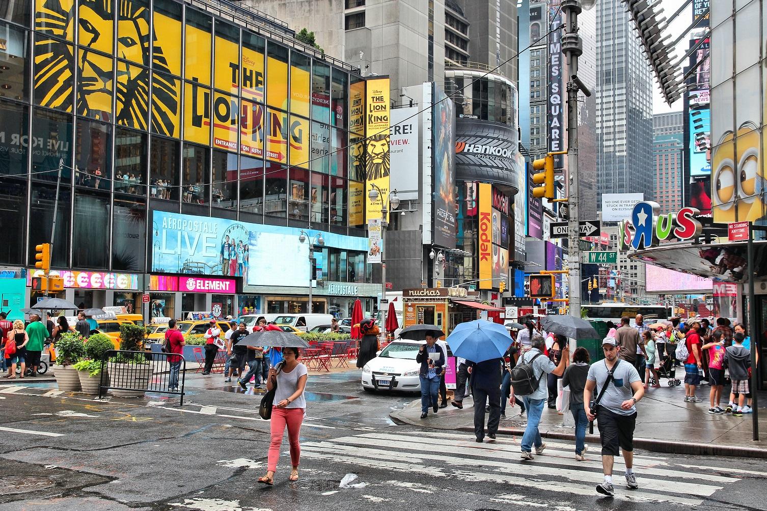 Musical El Rey León, en Nueva York