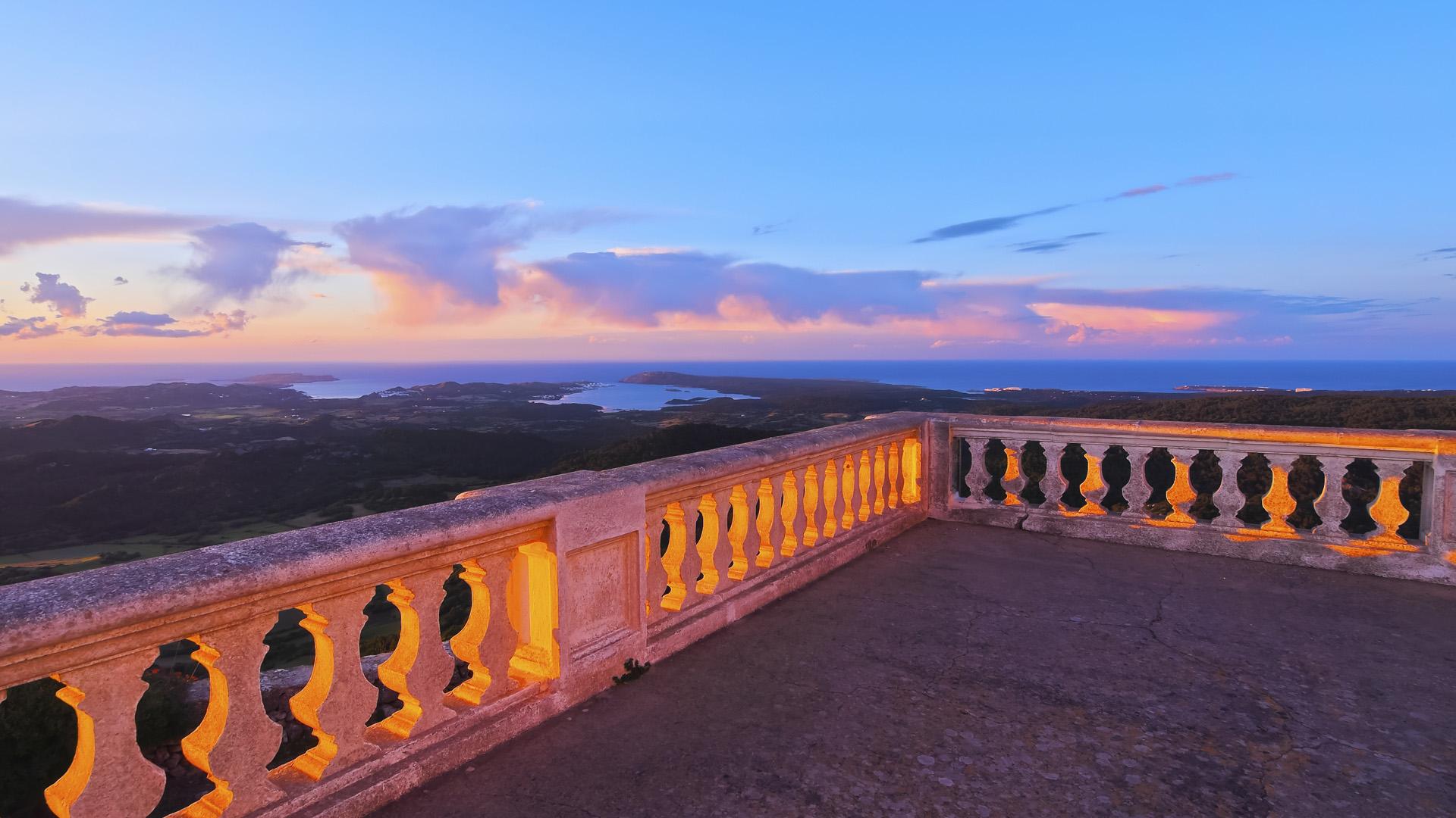Monte Toro, en Menorca