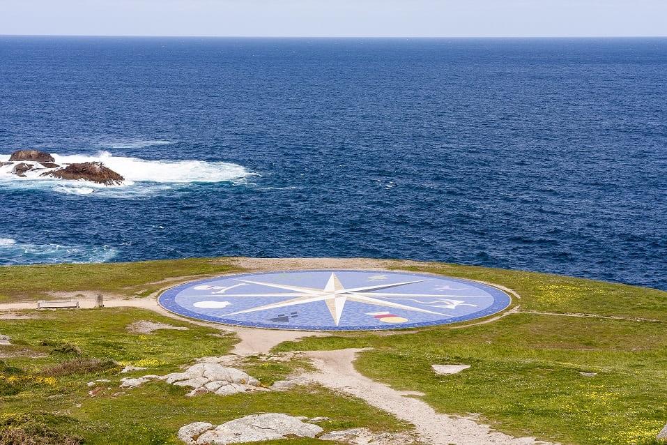 La Rosa dos Ventos, en A Coruña