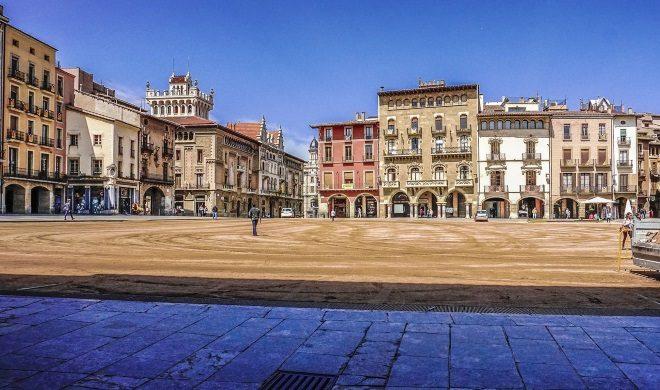 La localidad catalana de Vic