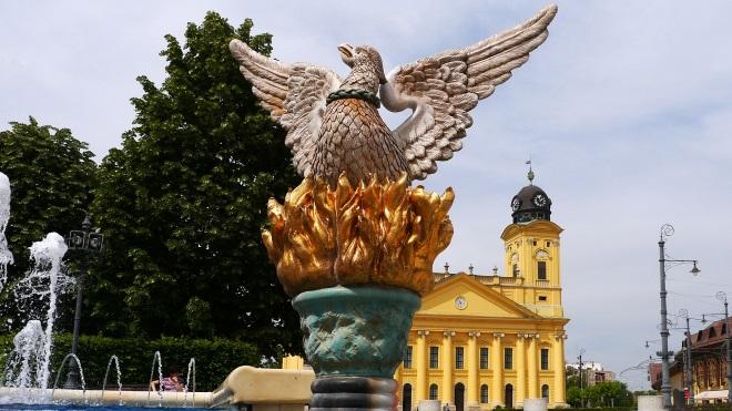 Debrecen, en Hungría