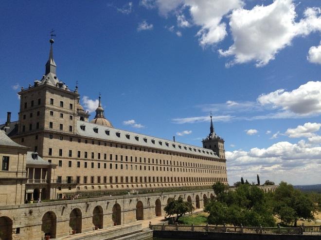 San Lorenzo del Escorial, en la Comunidad de Madrid