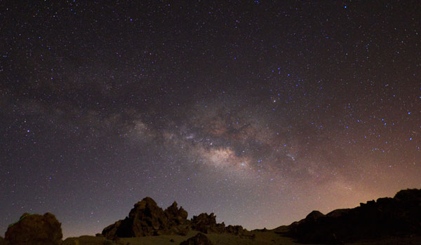 El Teide, destino Starlight