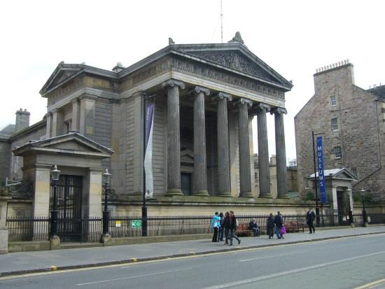 Surgeons Hall, en Edimburgo